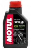 Motul Fork Oil Expert Medium 10W Синтетическое масло для мотовилок