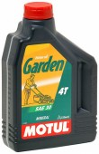 Motul 30W 4T Garden Моторное масло для сельскохозяйственной и садовой техники