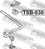 Febest TSB-030 Втулка стабілізатора