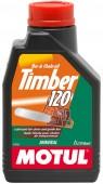 Motul Timber 120 Трансмиссионное минеральное масло для механических цепных пил