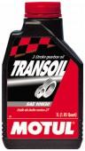 Motul TRANSOIL масло трансмиссионное для скутеров минеральное 10W-30