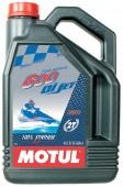 Motul 600 DI Jet 2T Минеральное масло для 2Т двигателей водного транспорта