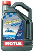 Motul Specific DI JET 2T Минеральное масло для 2Т двигателей водного транспорта