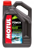Motul Powerjet 4T минеральное масло для 4-Т двигателей водного транспорта 10W-40