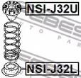 FEBEST NSI-J32U Проставка пружини