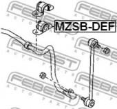 Febest MZSB-DEF Втулка стабілізатора