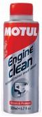 Motul Engine Clean Moto Промывка масляной системы мотоциклов