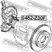 Febest 0482-Z30F Пiдшипник ступицi колеса