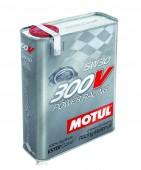 Motul 300V Power Racing 5W-30 Синтетическое моторное масло
