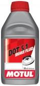 Motul Brake Fluid DOT 5.1 Тормозная жидкость
