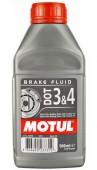 Motul DOT 4 Тормозная жидкость