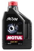 Motul 90 PA GL-4/5 90W Минеральное трансмиссионное масло