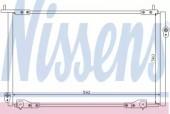 Nissens 94736 Радiатор кондицiонера