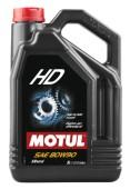 Motul HD GL-4 80W-90 Минеральное трансмиссионное масло