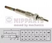 Nipparts J5715014 Свічка розжарювання