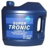 Aral Моторное масло Aral SuperTronic Longlife III 5W-30