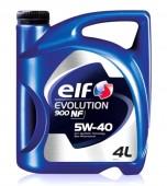 ELF Evolution NF 5W-40 Масло моторное синтетическое
