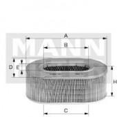 MANN-FILTER C 2936 воздушный фильтр