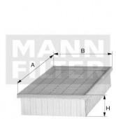 MANN-FILTER C 33 007 воздушный фильтр