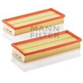 MANN-FILTER C 3698/3-2 воздушный фильтр