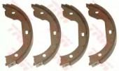 TRW GS8478 Комлект тормозных накладок