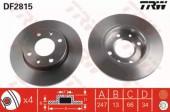 Trw DF2815 Тормозной диск