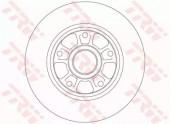 TRW DF6182 Тормозной диск