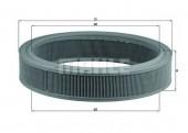 MAHLE LX 104 воздушный фильтр