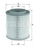 MAHLE LX 1275 воздушный фильтр
