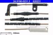 Ate 24.8190-0231.2 Датчик износа тормозных колодок BMW 7 E65 / E66 / E67