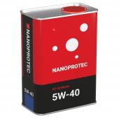 Nanoprotec Engine Oil 5W-40 Синтетическое моторное масло