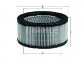 MAHLE LX 213 воздушный фильтр