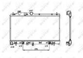 NRF 53700 Теплообменник