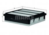 Mahle LX 2834 воздушный фильтр