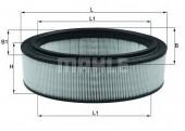 MAHLE LX 2844 воздушный фильтр