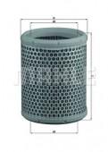 MAHLE LX 384 воздушный фильтр