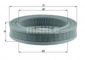 MAHLE LX 386 воздушный фильтр
