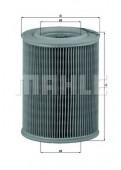 MAHLE LX 455 воздушный фильтр