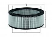 MAHLE LX 516 воздушный фильтр