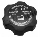 CALORSTAT by VERNET RC0147 Крышка радиатора Vernet