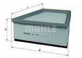 MAHLE LX 709 воздушный фильтр