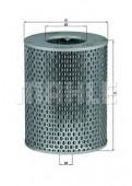 MAHLE LX 880 воздушный фильтр