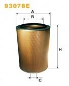 WIX 93078E воздушный фильтр