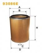 WIX 93086E воздушный фильтр