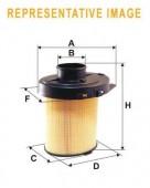 WIX WA6036 воздушный фильтр