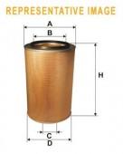 WIX WA6069 воздушный фильтр