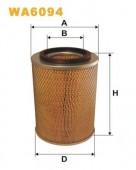 WIX WA6094 воздушный фильтр
