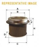 WIX WA6108 воздушный фильтр