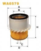 WIX WA6579 воздушный фильтр