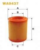 WIX WA9437 воздушный фильтр
